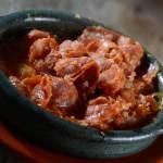 Spanish Chorizo in Sherry